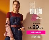 Lançamento Pré-Coleção: a partir de R$ 29,90 na Marisa