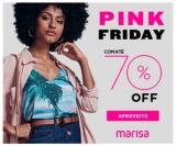 Pink Friday: até 70% de desconto + 20% de desconto extra* na Marisa