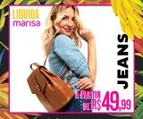 Liquida: jeans a partir de R$ 49,99 na Marisa