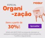 Especial Organização: a partir de 30% de desconto na Mobly