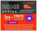 Home Office: Frete pela metade do preço nas compras acima de R$ 1.000,00 + até 10X sem juros na Mobly