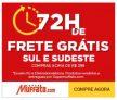 72 horas de Frete Grátis Sul e Sudeste* nas compras acima de R$ 399,00 no Muffato
