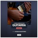 Curso online de guitarra completo (do básico ao avançado) na Music Clan