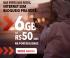 Internet de 6 Giga por apenas R$ 50,00 mensais (portabilidade) na Nextel