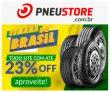 Semana do Brasil: todo o site com até 23% de desconto na PneuStore