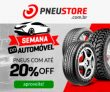 Semana do Automóvel: pneus com até 20% de desconto na PneuStore