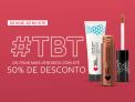 Só Hoje: #TBT Os mais vendidos do ano com 50% de desconto na Quem disse, Berenice?