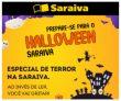 Halloween: Super Seleção de Livros de Tirar o Fôlego na Saraiva