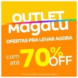 Outlet Magalu: até 70% de desconto no ShopFácil
