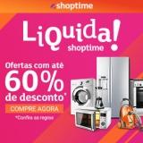 Liquida: até 60% de desconto em casa, alimentos, higiene, limpeza e muito mais no Shoptime