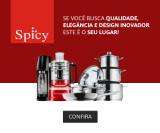 Qualidade e Design Inovador em Eletrodomésticos, Eletroportáteis e Utensílios para Cozinha é na Spicy