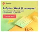A Cyber Week já começou: cursos a partir de R$ 19,99 na Udemy
