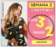 Semana Z Roupas: Leve 3, Pague 2 na Zattini