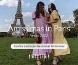 Lançamento: Coleção Amissimas in Paris Verão 2022 na Amissima