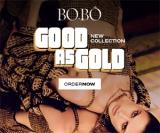 Lançamento: New Collection Gold as Good na Bo.Bô
