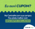 Central de Cupons com até R$ 600,00 de desconto na Central Ar