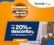 Seleção de Ar-Condicionado residencial com até 20% de desconto na Central Ar