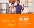 Atualiza sua casa: produtos com até R$ 400,00 de desconto na Continental
