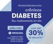 Medicamentos para Diabetes com até 30% de desconto na Drogasil