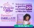 Promoção Coração de Mãe: venda no Mês das Mães e ganhe 20% de comissão na Embelleze