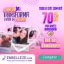 Dia dos Namorados: todo o site com até 70% de desconto na Embelleze