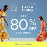Green Friday: até 80% de desconto na Farm Rio