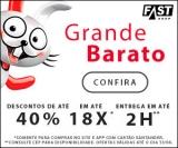 Grande Barato: até 40% de desconto + até 18X + Frete Grátis* no Fast Shop