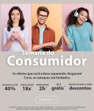 Semana do Consumidor: até 40% de desconto + até 18X + Frete Grátis* no Fast Shop
