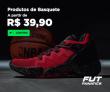 Produtos de basquete em oferta da loja FutFanatics