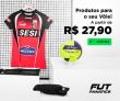 Produtos para o seu vôlei em oferta da loja FutFanatics