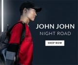 Lançamento: Coleção Night Road na John John