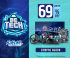 Be Tech: produtos Gamer, de Informática e Eletrônicos com até 69% de desconto no KaBuM!