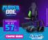 Player One: Seleção de Periféricos e Linha Gamer com até 57% de desconto no KaBuM!
