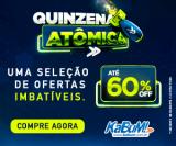 Quinzena Atômica: Seleção de Ofertas Imbatíveis com até 60% de desconto no KaBuM!