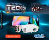 Setembro Tech: até 62% de descoto em Eletrônicos e Smartphones no KaBuM!