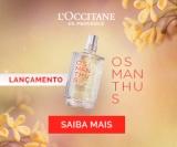 Lançamento: Eau de Toilett Osmanthus na L'Occitane en Provence