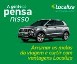 Reserve seu veículo pelo site e curta seu roteiro na Localiza