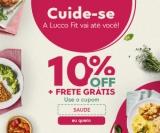 10% de desconto + Frete Grátis* na Lucco Fit