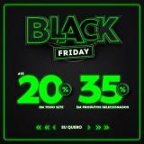 Black Friday: até 20% de desconto em todo o site e 35% de desconto em produtos selecionados na Lucco Fit