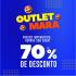Outlet: Preços Imperdíveis com até 70% de desconto na Marabraz