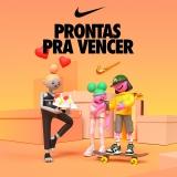 Prontas para Vencer: no Dia das Mães, presenteie sua campeã com Nike
