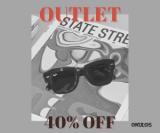 Outlet com 40% de desconto na Okulos