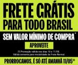Prorrogamos: Frete Grátis Brasil sem mínimo de compra na Olympikus