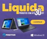 Liquida: produtos com até 30% de desconto + Frete Grátis Brasil no Positivo
