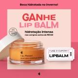 Ganhe Lip Balm nas compras acima de R$ 149,00 na Quem disse, Berenice?