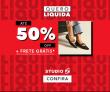 Quero Liquida: até 50% de desconto e Frete Grátis Sul e Sudeste acima de R$ 99,99 no Studio Z