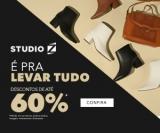 Saldão: até 60% de desconto no Studio Z