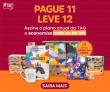 Assine o Plano Anual: Leve 12, Pague 11 livros e ganhe brinde em dobro na Tag Livros