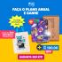 Assine o Plano Anual, ganhe ecobag Machado de Assis + R$ 100,00 de desconto na Tag Livros