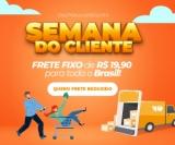 Semana do Cliente: Frete Brasil Promocional fixo R$ 19,90 no TrazpraCa
